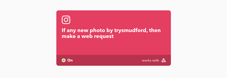 Making the static dynamic: Instagram Importer | Trys Mudford
